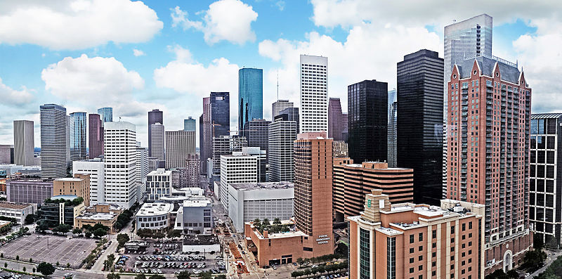 houston feng shui skyline