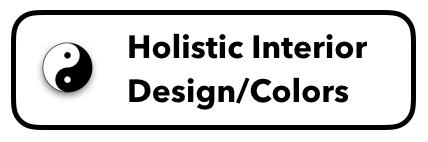 Holistic Interior Design and colors